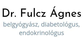 Dr Fulcz Ágnes belgyógyász, diabetológus, endokrinológus